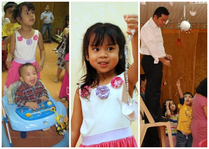 Kids Church Lesson: Baptism of Jesus / Craft: Dove