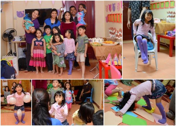 Kids Church: Birthday Party