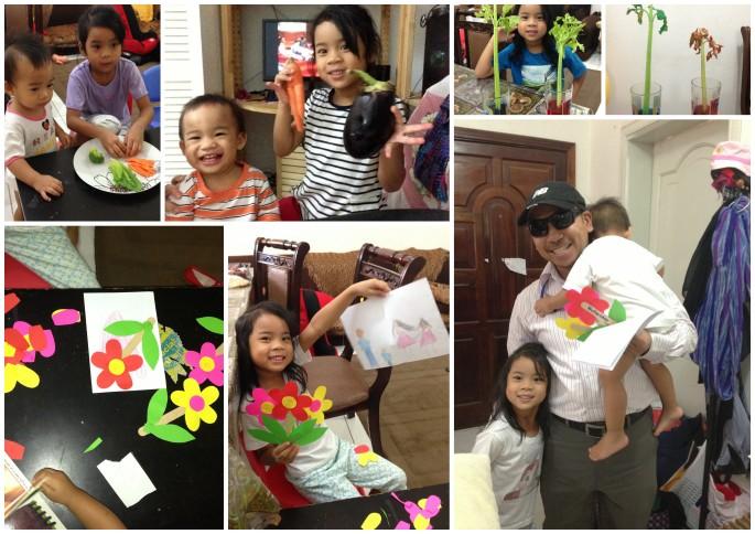 BJU Beginnings K5: Fruits and Vegetables, Plants and Flower Garden