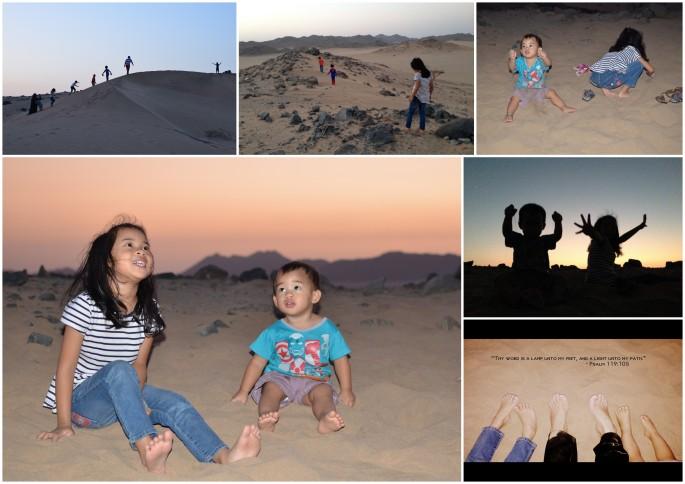 Field Trip: Fun in the desert
