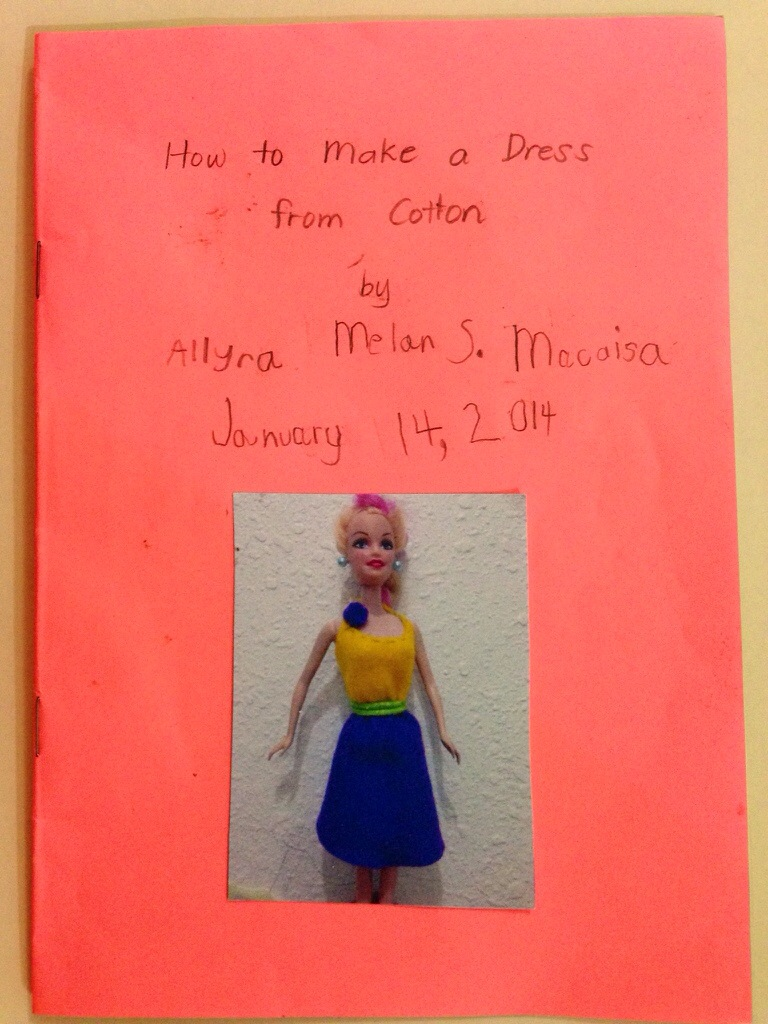 how to make cotton dress
