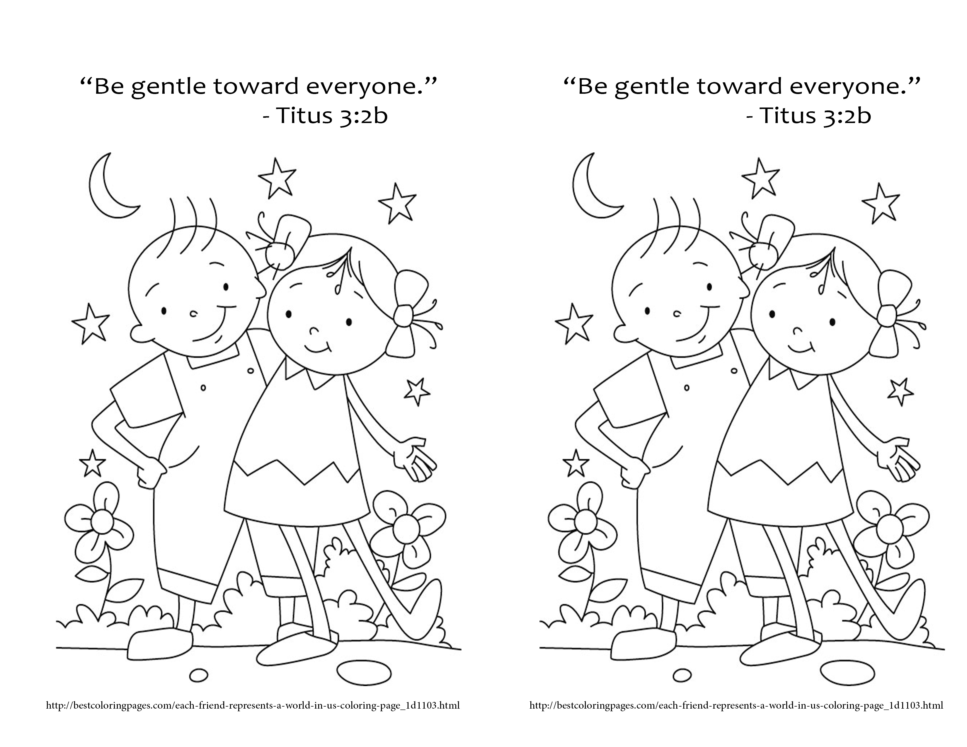 Feb Titus Coloring Page on lord teach us to pray coloring page