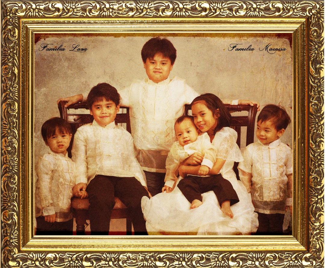 Buwan ng Wika Creative Photo of children